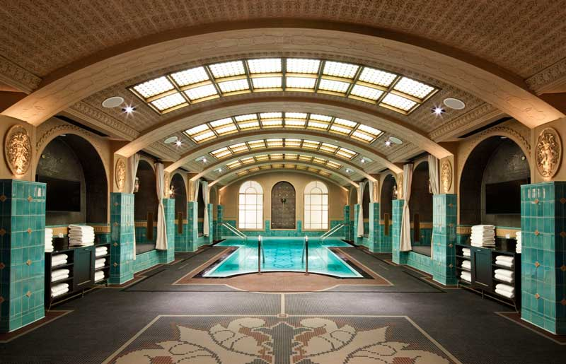 Reliquary Bath House